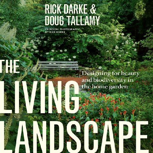 دانلود کتاب منظر زنده با عنوان لاتین The living landscape: designing for beauty and biodiversity in the home garden